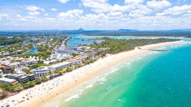 Noosa on the Sunshine Coast has long been a member of the million dollar club.