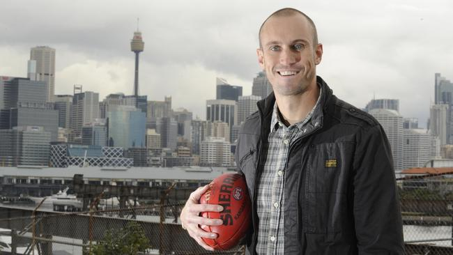 "Former Aussie rules footballer Ryan ""Fitzy"" Fitzgerald was a Big Brother contestant in 2004."
