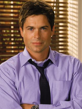 Well loved ... Rob Lowe from The West Wing. Picture: Supplied