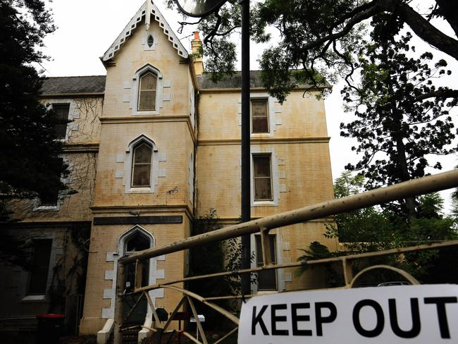 The old Parramatta Girls home  later known as Norma Parker detention centre  at Fleet St Parramatta. Unravelling the tale of Ellen  the child spirit haunting the old