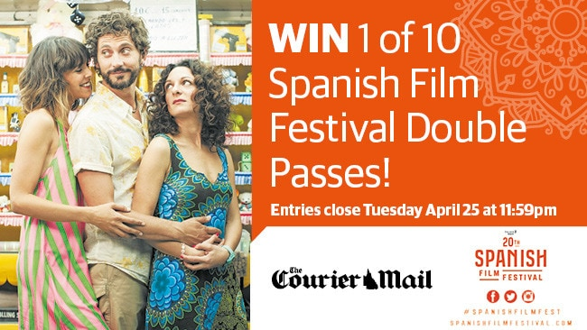 Win tickets to the Spanish Film Festival