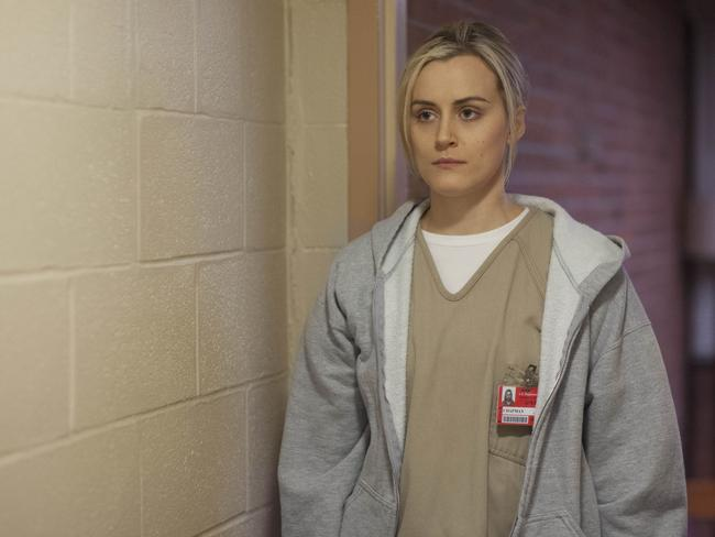 Hot property ... Australians could be asked to pay more to watch shows like Orange is the New Black.