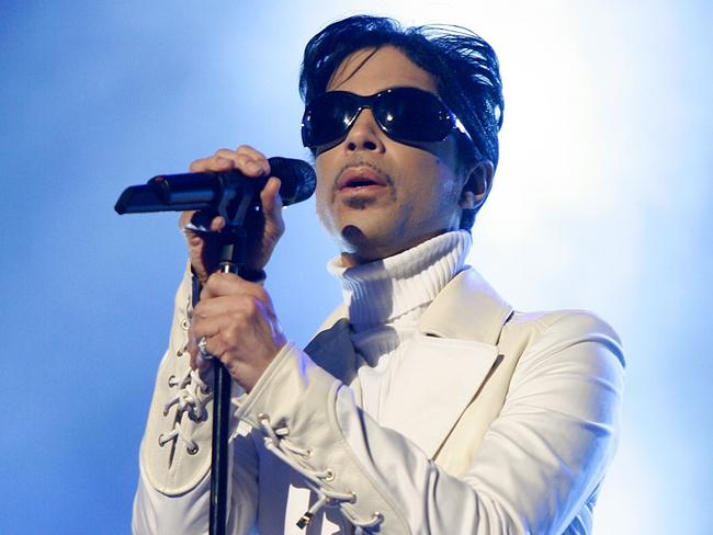 The death of Prince devastated the world. Picture: Kevin Winter/Getty Images