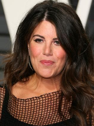 "In light of the #MeToo movement, Monica Lewinsky, pictured in February, believes her relationship with Bill Clinton was a ""gross abuse of power"". Picture: Jean-Baptiste Lacroix/AFP"