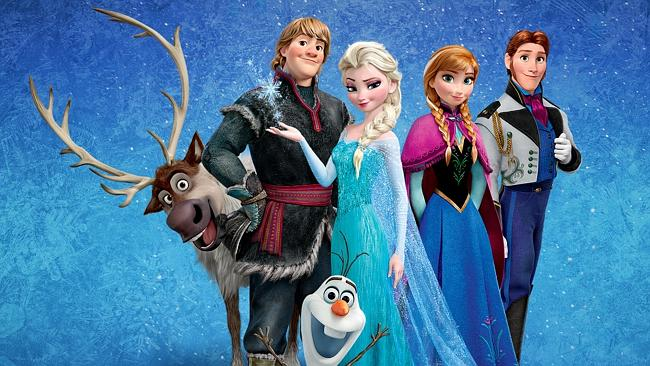 Frozen is the highest grossing animation film of all time.