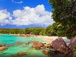 """No.4. Anse Lazio, Praslin Island, Seychelles. """"Picture perfect, with crystal clear, warm waters, shade, sun and powder white sand."""" -TripAdvisor review"""