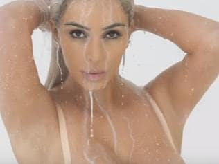 Kim K a proud 'MILF' in racy new video