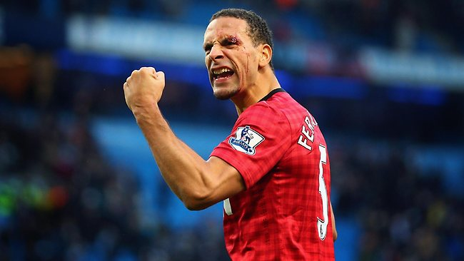 Rio Ferdinand is not happy witht eh fine Serbia recieved for their part in a huge brawl in an under-21s competition.