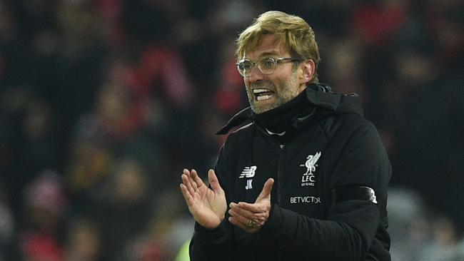 Liverpool's win over Man City 'a joy to watch' says Jurgen Klopp