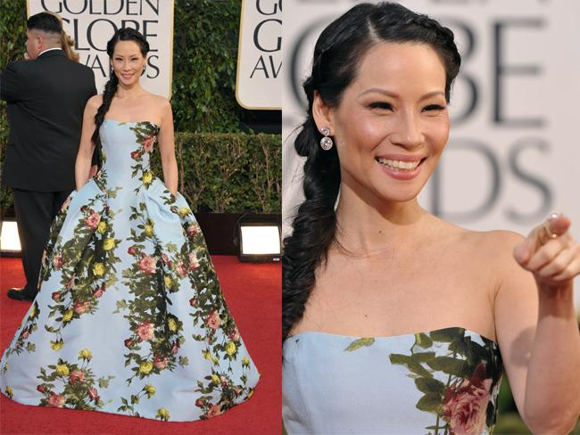 Lucy Liu. Picture: Getty Images