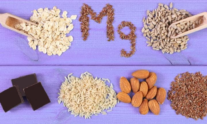 Magnesium helped cure my daughter's nervous tic