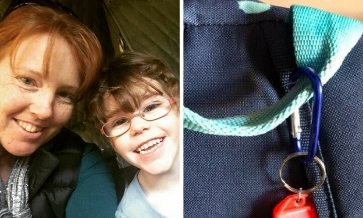 Mum shares genius tip to make the school run easier