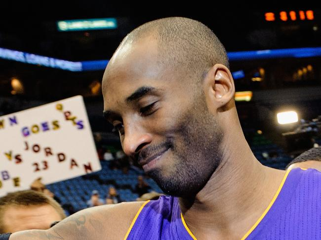Kobe quits the way he played - majestically