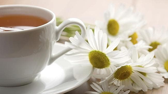 Hot herbal tea is good for digestion. But avoid that cold glass of water. Picture: Thinkstock.