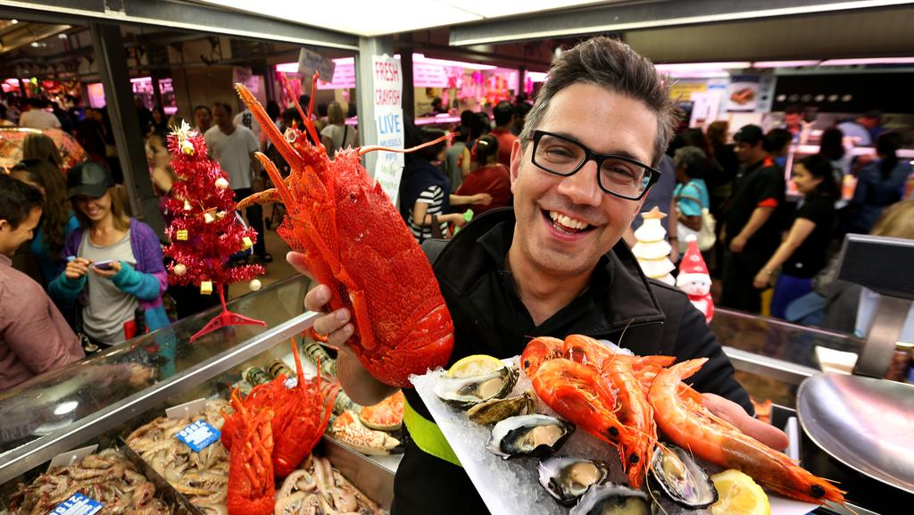 Queen victoria market to be open every day and night for Fish market queens