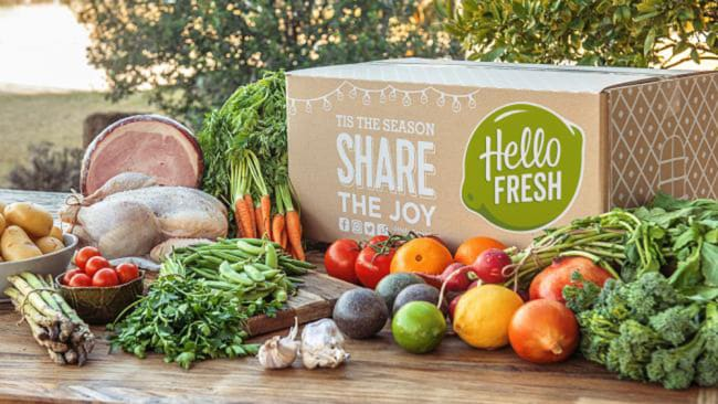 Image: Supplied. Hello Fresh.