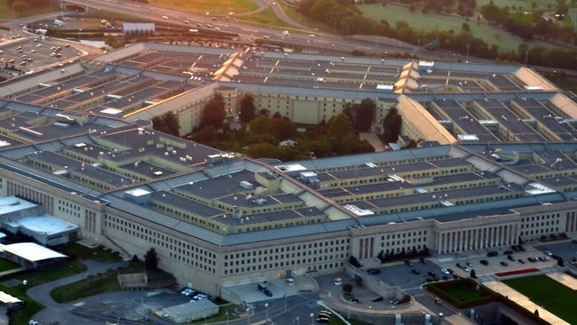 The pentagon is throwing considerable resources into developing autonomous weapons. Picture: Supplied
