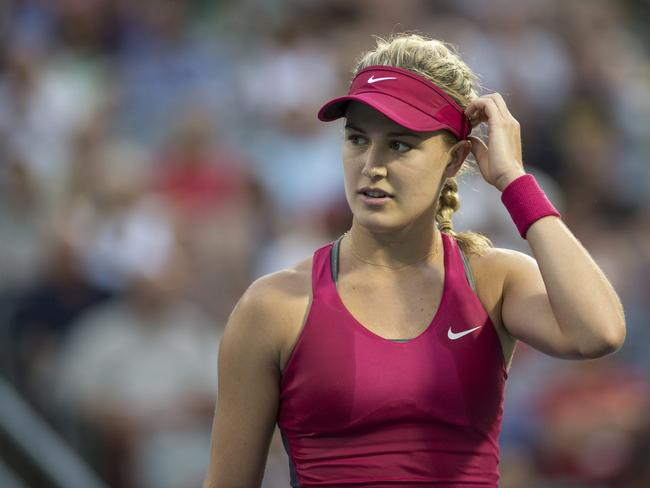 Eugenie Bouchard hasn't had much luck at the US Open in the past, but it could all change this year.