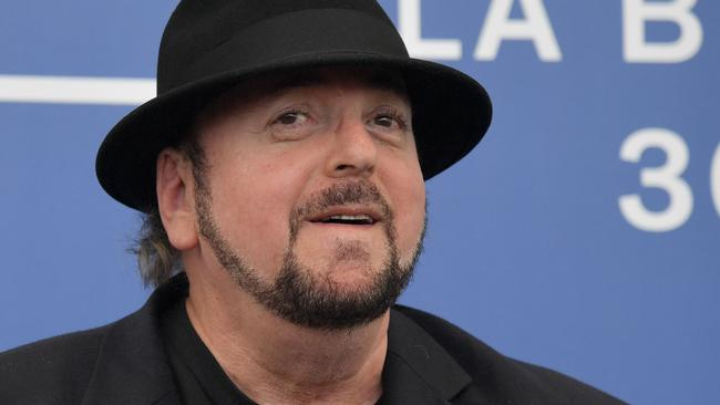 Director James Toback in September 2017.