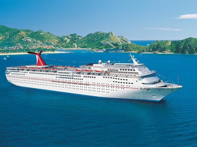 Woman Dies On Cruise Carnival Cruise Ship Sailing For Bahamas - Image of cruise ship