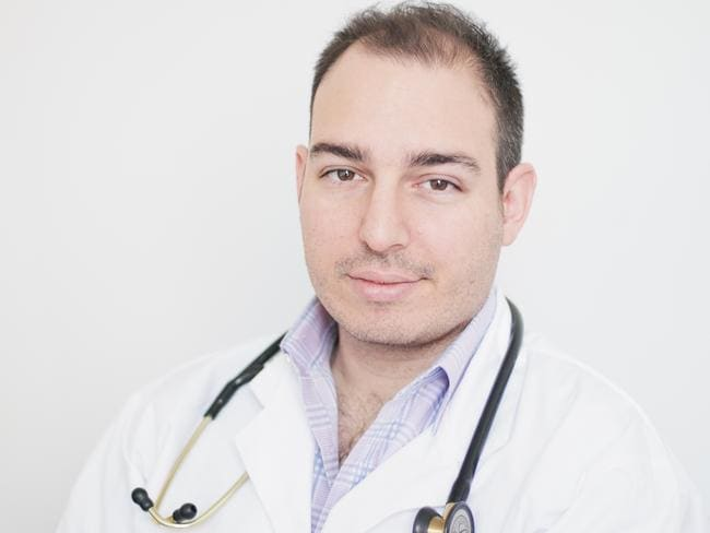 Dr Joshua Landy is the founder and chief medical officer at Figure 1.