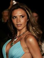 Victoria Beckham poses for a picture as she arrives at the Swarovski Fashion Rocks for The Prince's Trust event at the Grimaldi Forum October 17, 2005 in Monte Carlo. Picture: Getty