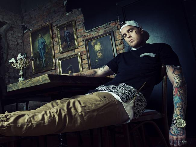 Melbourne rapper 360 admitted on Saturday his addiction to painkillers almost killed him.