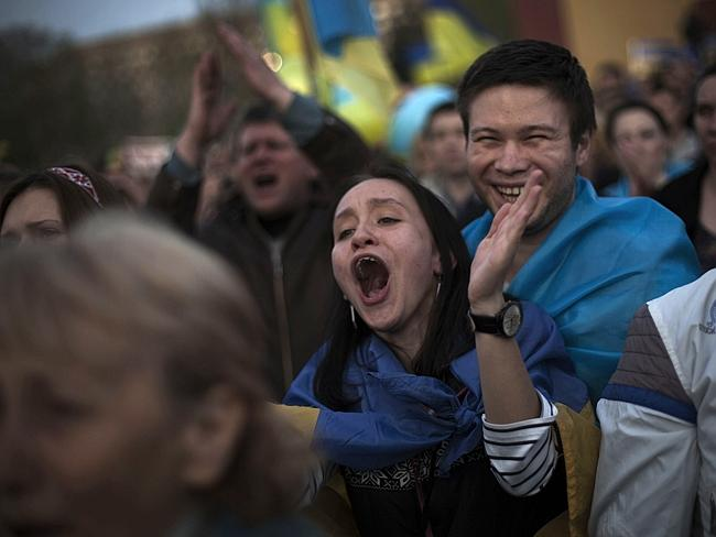 Ukraine deal reached to ease tensions