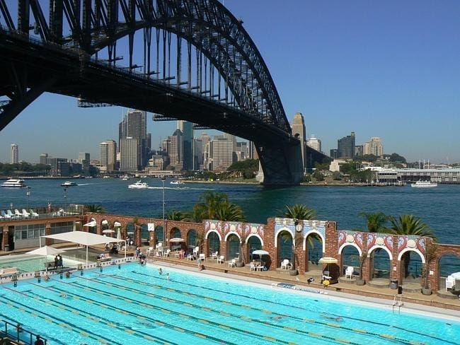 Sydney weather 13 best places in the city to cool down for Olympic park swimming pool membership