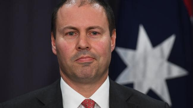 Energy Minister Josh Frydenberg has said he will be encouraging his constituents to vote yes in the marriage poll. Picture: AAP Image/Lukas Coch.