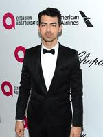 Recording artist/actor Joe Jonas attends the 22nd Annual Elton John AIDS Foundation's Oscar Viewing Party. Picture: Getty