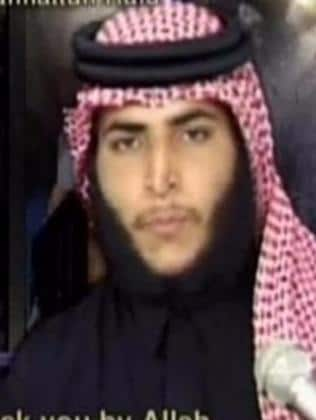 Hamza Bin Laden grew up in custody missing his father.