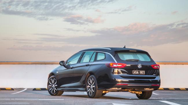 The wagon has better space and is a lot more enjoyable to drive than SUVs. Pic: Supplied.