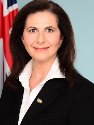 Senator Concetta Fierravanti-Wells was promoted as well.
