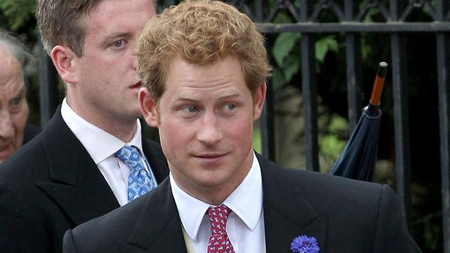 I am number four: Prince Harry. (Photo by Danny E. Martindale/Getty Images)