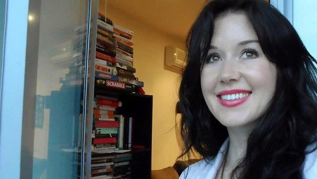 Irish woman Jill Meagher who worked for the ABC before she went missing and her body was later found after a police investigation. Photo: AFP