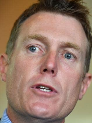 Not ET. Minister for Social Services Christian Porter has called for an urgent review into the funding of a Central Coast UFO group.