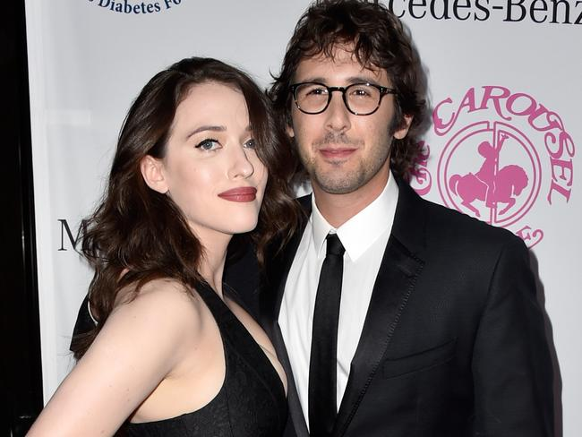 Song muse     Actress Kat Dennings is the inspiration for the love songs Josh