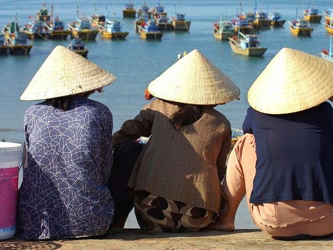 Mind your phrases when in Vietnam! Picture: STA Travel