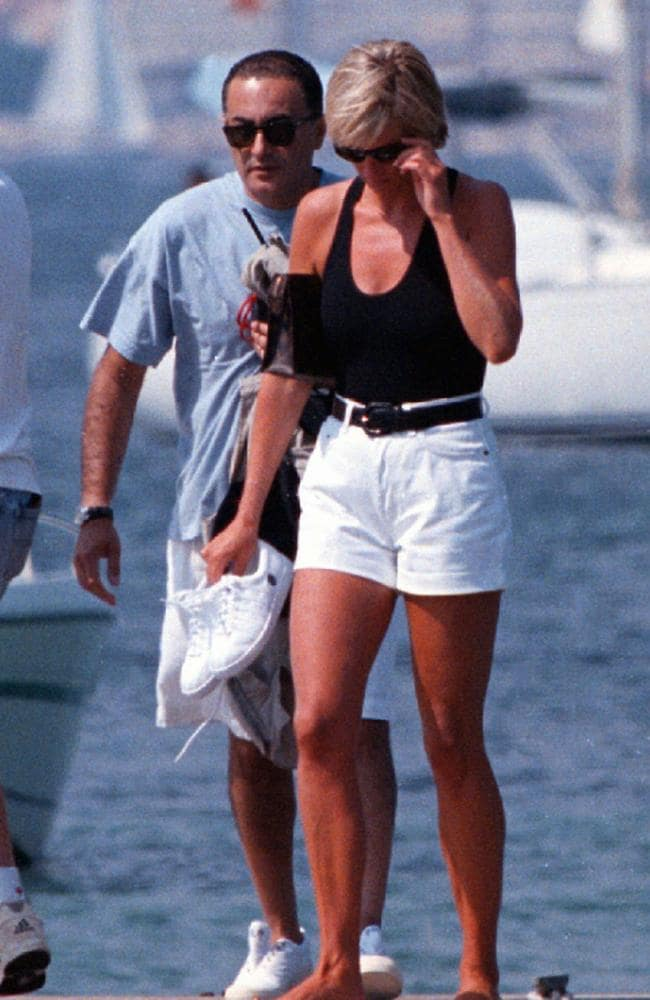 Diana, Princess of Wales and Dodi Fayed