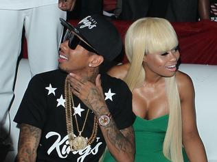 Tyga and Blac Chyna keep the party going after the 2013 BET Awards