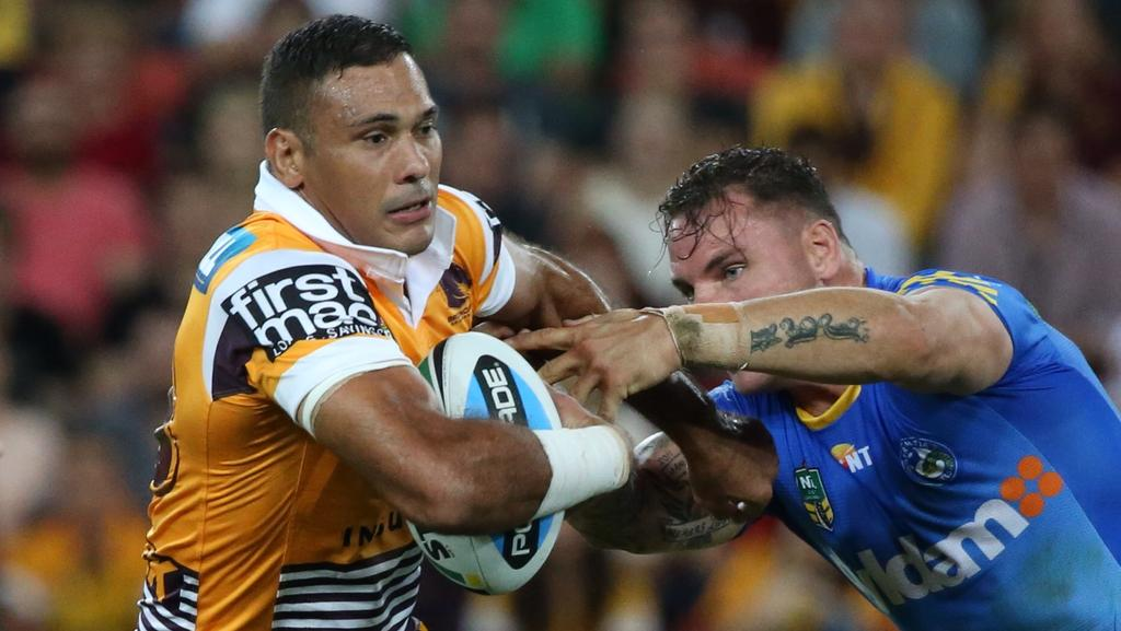 Justin Hodges: NRL 2015: Brisbane Centre Justin Hodges To Retire From Rep