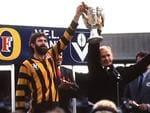 <p>MICHAEL TUCK (Haw)<br /> Tucky played in more matches (426), finals (39), Grand Finals (11) and premierships (seven) than any other player. But he managed an even more important milestone, lost in all the excitement of the classic 1989 Grand Final. Tuck became the first bearded man to have clambered on to the dais to accept the AFL premiership cup, a feat as yet unmatched (although Jarrad McVeigh did have a fair three-day growth when he accepted the Swans' cup last September).</p>