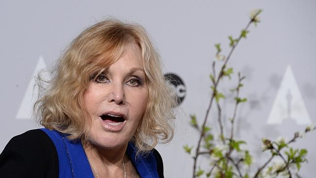 Kim Novak has a message for those shocked by her appearance at the Oscars: Mind your own business. Picture: AFP