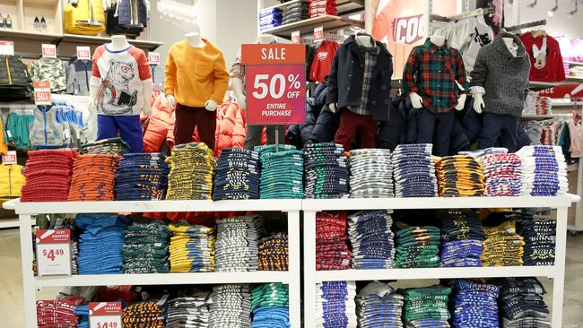 Even US retailers are offering deals for Aussies for online purchases. Picture: Getty