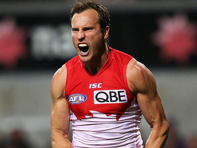 Jude Bolton gave his dire prediction of the Swans making a comeback.