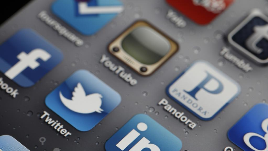 """There's no """"just right"""" limit for everyone on social media's many platforms."""