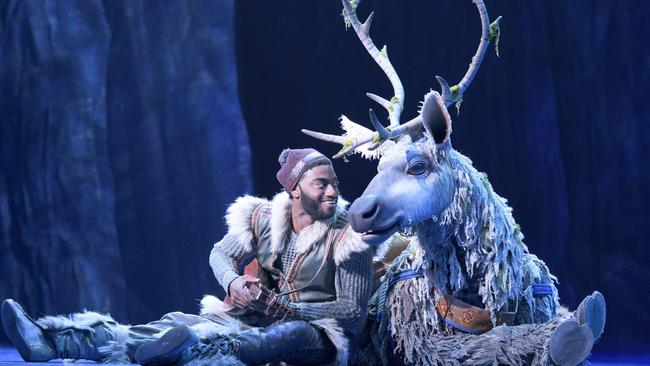 Disney Theatrical Productions under the direction of Thomas Schumacher presents  <i>Frozen</i>, the new Broadway-bound musical.