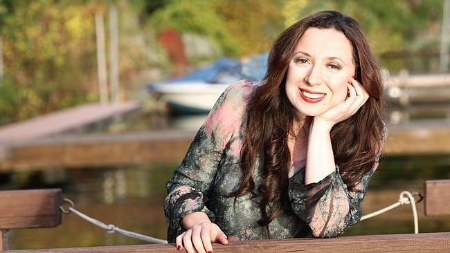 Intuitive healer Inna Segal has attempted to answer some of life's biggest questions. Picture: Supplied