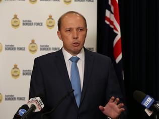 Immigration Minister Press Conference